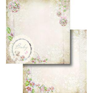 Papel-Scrapbook-Dupla-Face-Baby-e-Flores-LSCD-352---Litocart