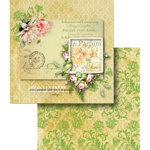 Papel-Scrapbook-Dupla-Face-Carta-LSCD-364---Litocart