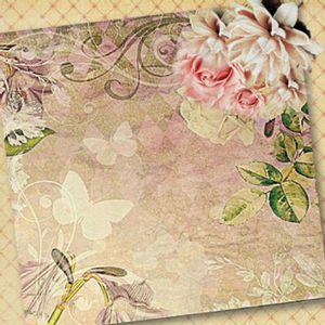 Papel-Scrap-Decor-Folha-Simples-15x15-Rosas-e-Arabescos-LSCXV-003---Litoarte