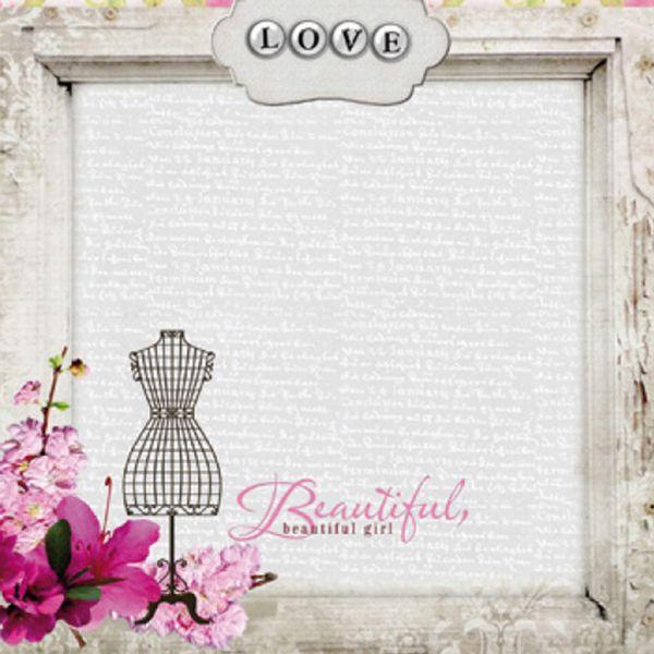 Papel-Scrap-Decor-Folha-Simples-15x15-Beautiful-e-Flores-LSCXV-007---Litoarte