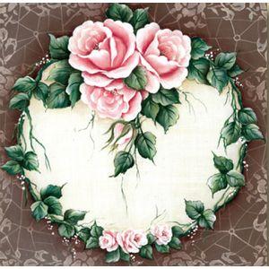Papel-Scrap-Decor-Folha-Simples-15x15-Rosas-e-Folhas-LSCXV-016---Litoarte