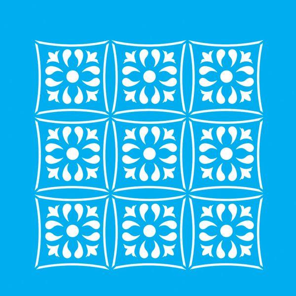 Stencil-para-Pintura-20x20-Azulejo-LSQ-031---Litocart
