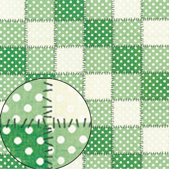 Papel-Scrapbook-Folha-Simples-Patchwork-Verde-LSC-259---Litocart
