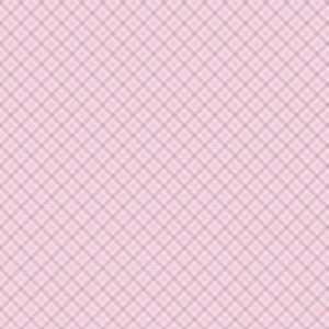 Papel-Scrapbook-Folha-Simples-Xadrez-Rosa-LSC-065---Litocart