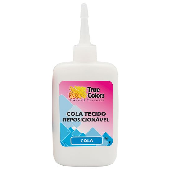Cola-Tecido-Reposicionavel-90ml---True-Colors