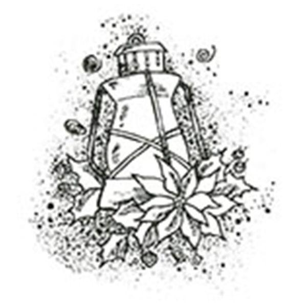 Carimbo-em-Borracha-Lamparina-CLPN-007---Litoarte