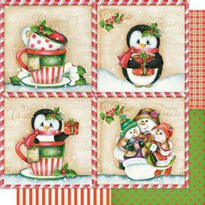 Papel-Scrapbook-Natal-Pinguim-e-Xicara-SDN-069---Litoarte