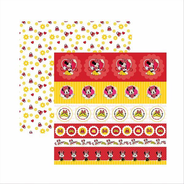Papel-ScrapFesta-Disney-Minnie-Mouse-Selos-e-Tags-SDFD005---Toke-e-Crie