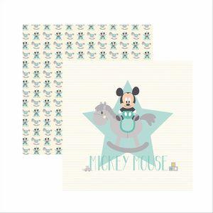 Papel-ScrapFesta-Disney-Baby-Mickey-Guirlanda-SDFD031---Toke-e-Crie