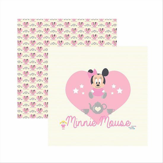 Papel-ScrapFesta-Disney-Baby-Minnie-Guirlanda-SDFD021---Toke-e-Crie