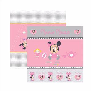 Papel-ScrapFesta-Disney-Baby-Minnie-Cenario-e-Bandeirolas-SDFD022---Toke-e-Crie