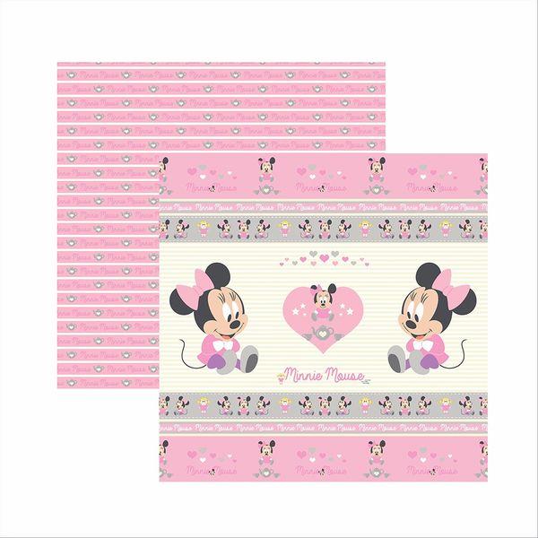 Papel-ScrapFesta-Disney-Baby-Minnie-Fitas-e-Rotulos-SDFD023---Toke-e-Crie