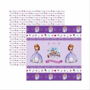Papel-ScrapFesta-Disney-Princesinha-Sofia-Fitas-e-Rotulos-SDFD049---Toke-e-Crie