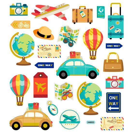 Adesivo-Artesanal-I-Turismo-com-Glitter-AD1774---Toke-e-Crie
