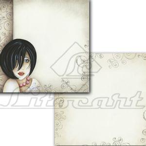 Papel-Scrapbook-Dupla-Face-Mulher-e-Arabesco-LSCD-105---Litocart