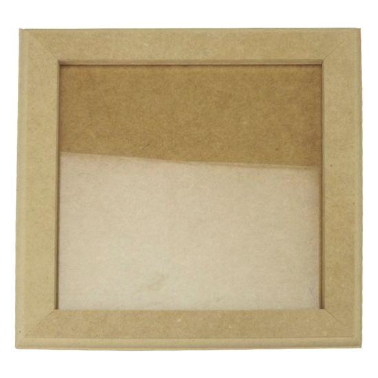 Quadro-Moldura-com-Vidro-em-MDF-25x25x1cm---MDF