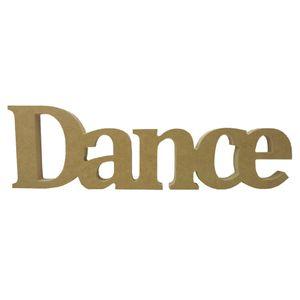 Recorte-Enfeite-de-Mesa-Dance-41x12cm---Madeira-MDF