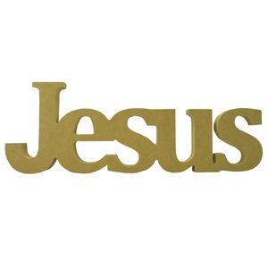 Recorte-Enfeite-de-Mesa-Jesus-53x12cm---Madeira-MDF