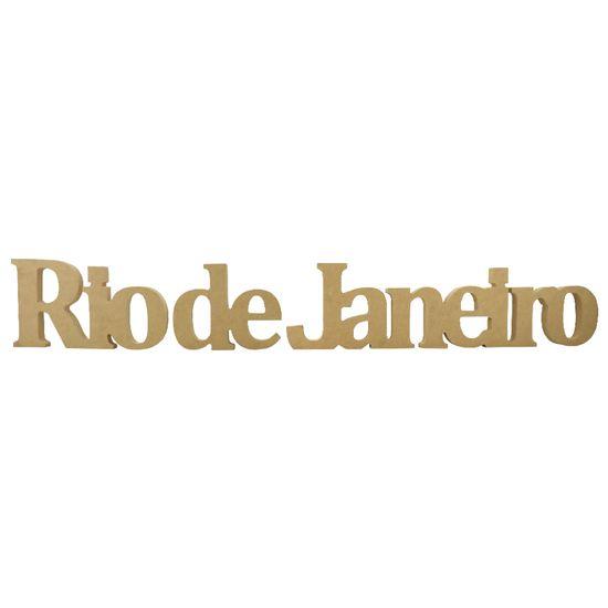 Recorte-Enfeite-de-Mesa-Rio-de-Janeiro-875x12cm---Madeira-MDF