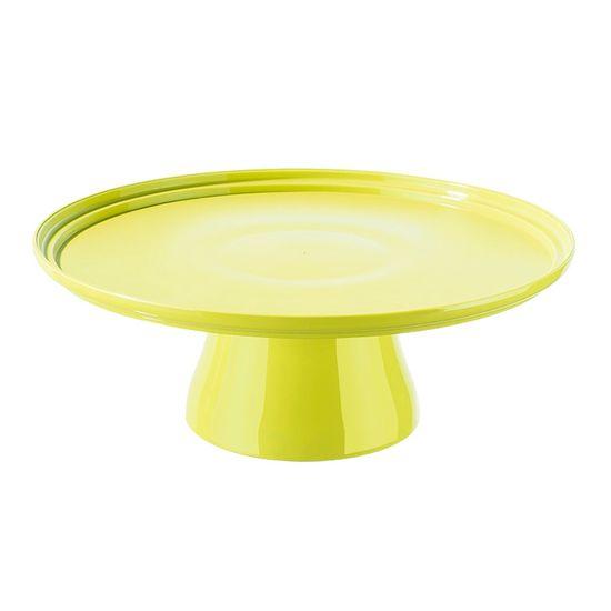 Boleira-Cake-Amarelo-com-Pedestal-325x325x116---Coza