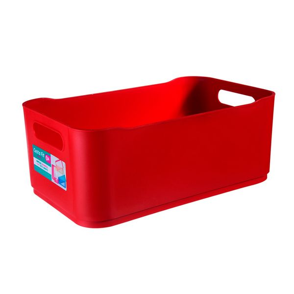 Cesta-Organizadora-Fit-Vermelha-305x185x12---Coza