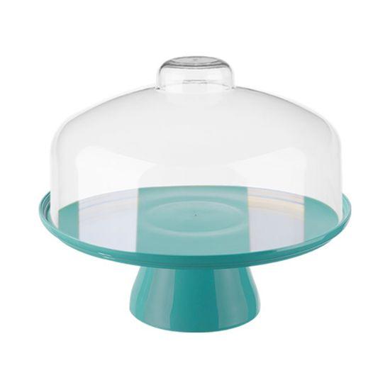 Boleira-Cake-Verde-com-Cupula-25x25x19---Coza