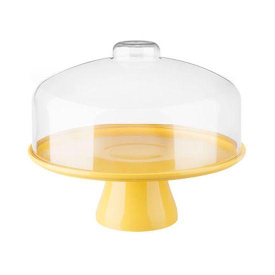 Boleira-Cake-Dourado-com-Cupula-25x25x19---Coza