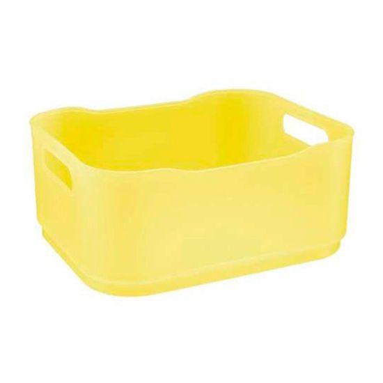 Cesta-Organizadora-Fit-Amarela-184x15x8---Coza