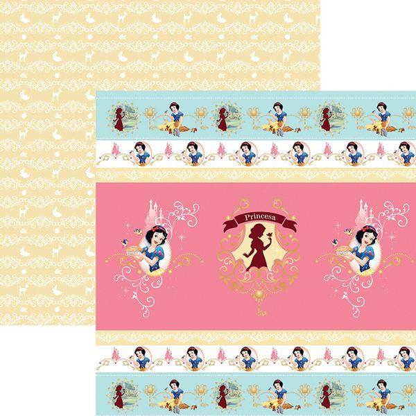 Papel-ScrapFesta-Disney-Princesa-Branca-de-Neve-Fitas-e-Rotulos-SDFD077---Toke-e-Crie