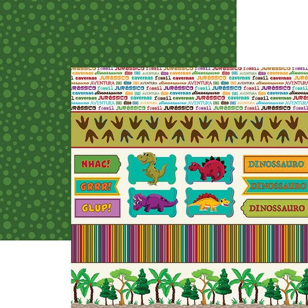 Papel-Scrapbook-Dinossauros-Tags-e-Barrinhas-SDF696---Toke-e-Crie-By-Flavia-Terzi