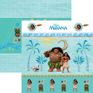 Papel-ScrapFesta-Disney-Moana-Cenario-e-Bandeirolas-SDFD058---Toke-e-Crie