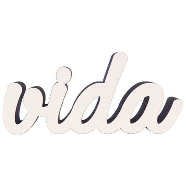 Palavra-Decorativa-Vida-128x6cm-DHPM5-176---Litoarte