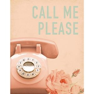 Placa-Decorativa-Call-me-Please-24x19cm-DHPM-141---Litoarte