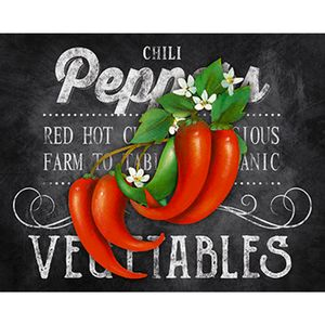 Placa-Decorativa-Chili-Peppers--24x19cm-DHPM-130--Litoarte