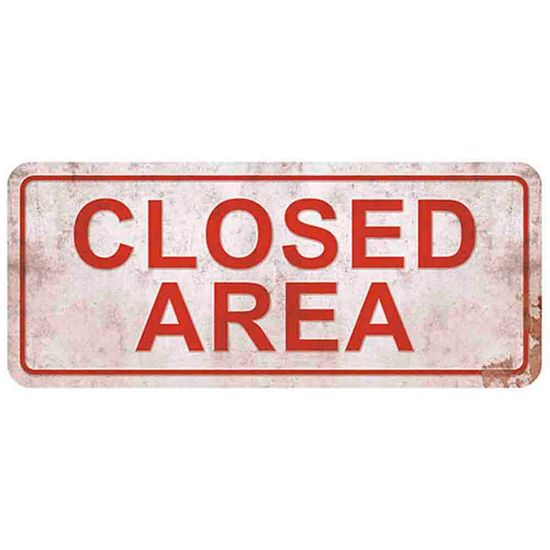 Placa-Decorativa-Closed-Area-146x35cm-DHPM2-023---Litoarte