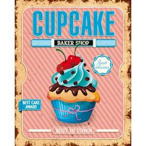 Placa-Decorativa-Cupcake-24x19cm-DHPM-175--Litoarte