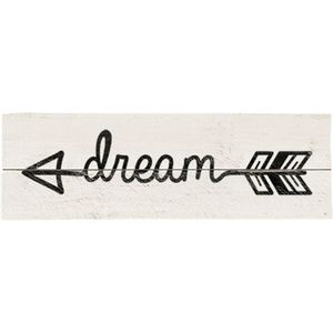 Placa-Decorativa-Dream-40x13cm-DHPM2-063---Litoarte