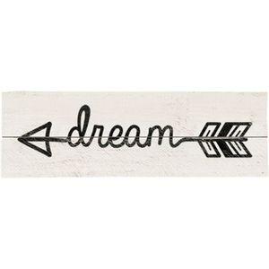 Placa-Decorativa-Dream-40x13cm-DHPM2-063---Litoarte