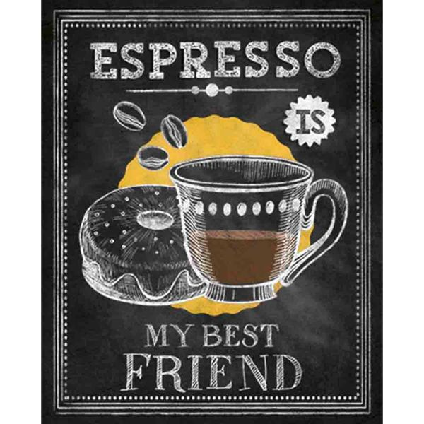 Placa-Decorativa-Espresso-Is-My-Best-Friend-24x19cm-DHPM-184---Litoarte