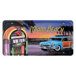 Placa-Decorativa-15x30cm-Miami-Beach-LPD-021---Litocart