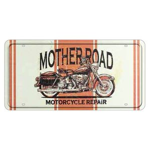 Placa-Decorativa-15x30cm-Mother-Road-LPD-026---Litocart