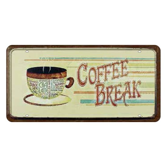 Placa-Decorativa-15x30cm-Coffee-Break-LPD-052---Litocart