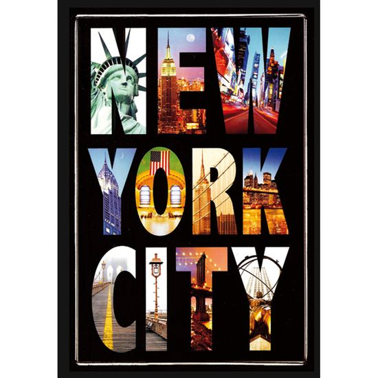 Placa-Decorativa-32x215cm-New-York-City-LPQM-018---Litocart