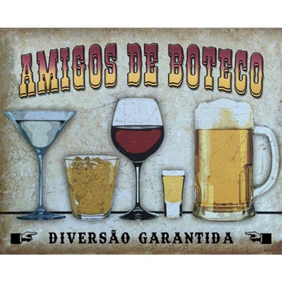 Placa-Decorativa-245X195cm-Amigos-de-Boteco-LPMC-029---Litocart