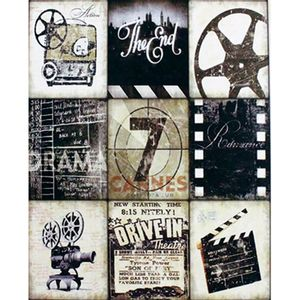 Placa-Decorativa-245X195cm-The-End-LPMC-057---Litocart