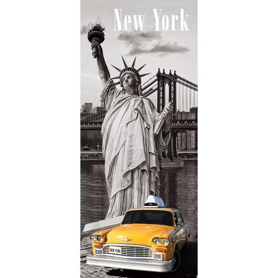 Placa-Decorativa-50X20cm-Estatua-da-Liberdade-LPRC-007---Litocart