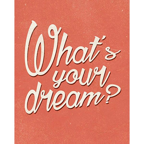 Placa-Decorativa-What-s-Your-Dream--24x19cm-DHPM-148---Litoarte