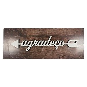 Placa-Decorativa-Flecha-Agradeco-295x115cm-DHPM5-174---Litoarte