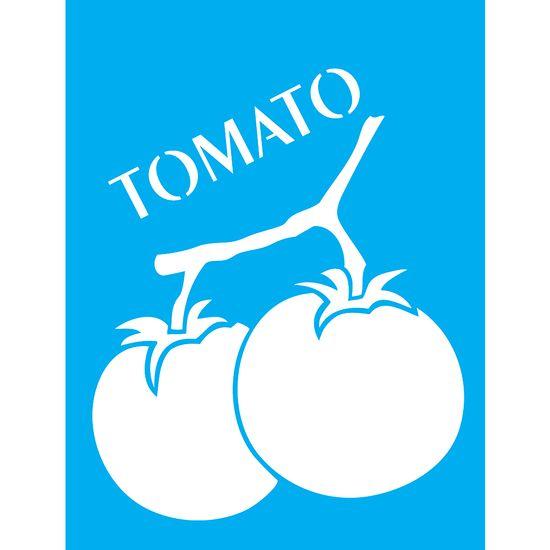 Stencil-para-Pintura-20X15cm-Tomato-LSM-058---Litocart
