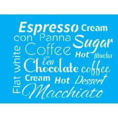 Stencil-para-Pintura-20X15cm-Espresso-Cream-LSM-063---Litocart